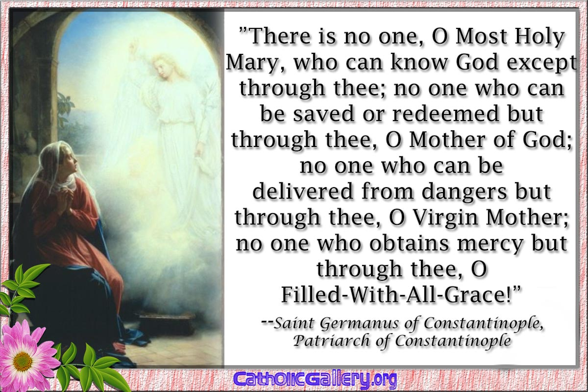 God's Mercy Quotes Quotes About Mary Pictures  Page 2  Catholic Gallery