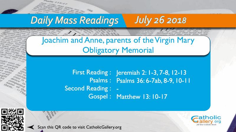 catholic daily readings 2018 pdf